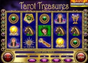 tarot treasures spiele