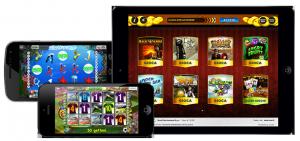Einarmiger Bandit online auf dem Handy oder Tablet spielen